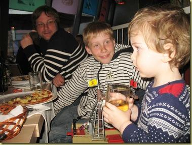 2012-05-10 Family Dinner Boys
