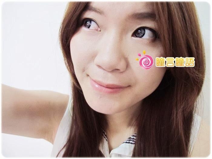 日本EOS隱形眼鏡-Popic Light(King Size)灰9