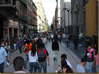 Pasaje Madero, México D.F. 2011.