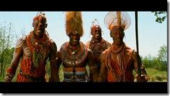 les masai