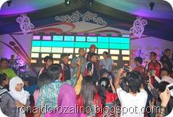 Wali Band Buka Festival Lomba Seni Siswa Nasional, FLS2N Tingkat Nasional 2013 di Medan 11