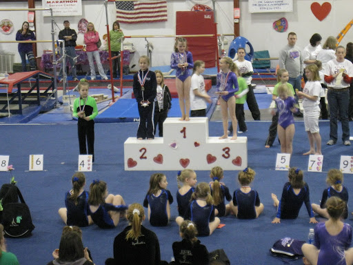 Natalie get 1st and Brooklyn get 3rd in overall - LVL 3