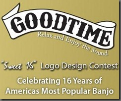 Deering Launces Logo Contest for Goodtime's 16th Birthday!