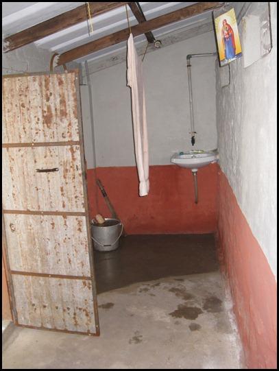 Hermitage Shower
