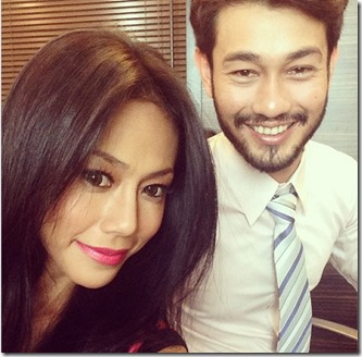 Lana Nordin dan Farid Kamil 2