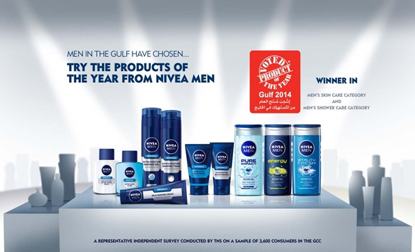 Product of the year- Male
