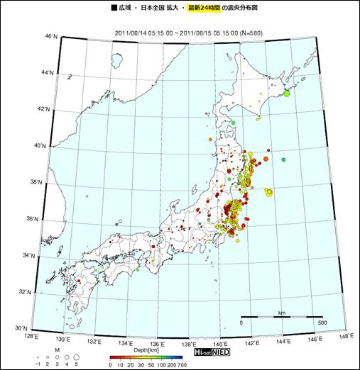 高感度地震観測網 - hinet - で...