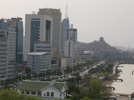 Zhengjian water front