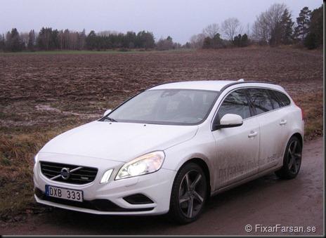 Volvo V60 D5 R-Design Polestar 2012 Front