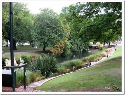 River Avon, Christchurch.