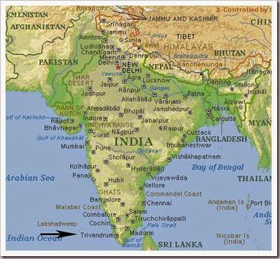 india-trivandrum