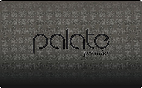 Palate Premier American Express Centurion and Platinum Cardmembers Dining Offers 50% off