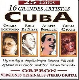 25 Exitos De Cuba