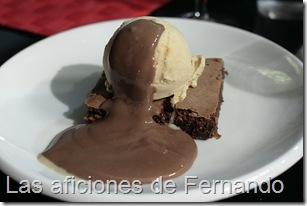 Textura de chocolate