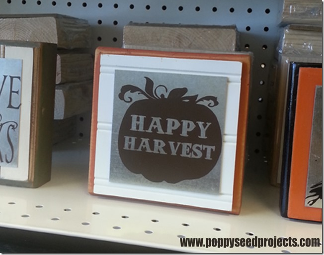 Fall Craft Projects - Happy Harvest