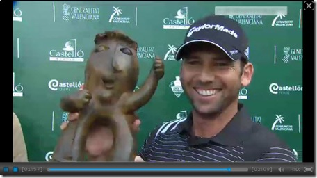 2011 Castello Masters Final Round Highlights – European Tour