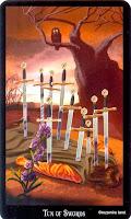 Галерея колоды Таро Ведьм (Колдовское Таро)  59