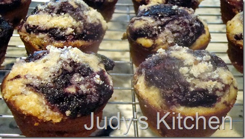 blueberry muffins (3)