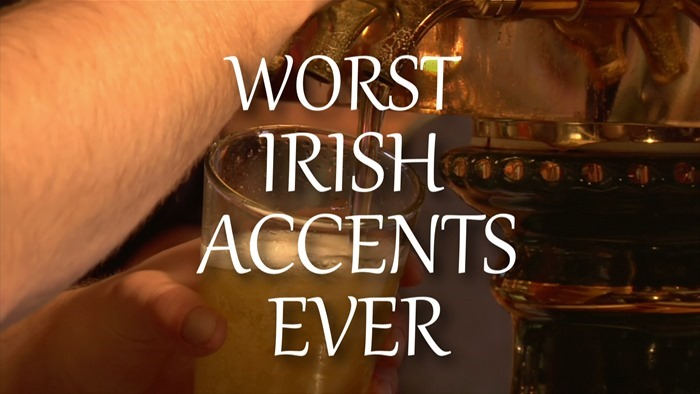 worst irish accents ever screen