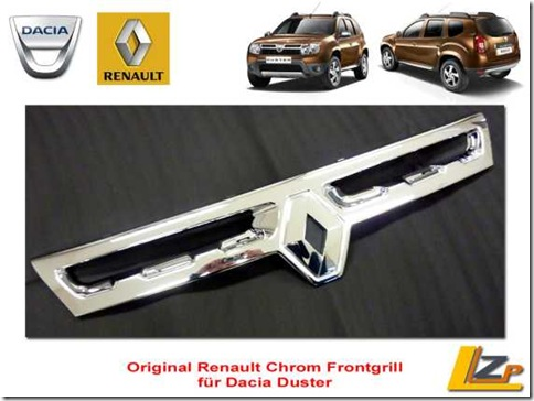 Renault Duster Grill 02