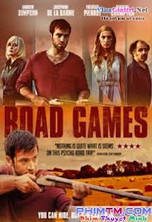 Sát Nhân Xa Lộ - Road Games Tập 1080p Full HD