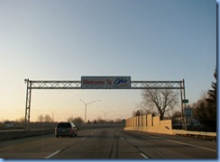 5725 Ohio - Welcome sign