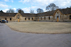 The main court yard stables are quiet (at the moment)
