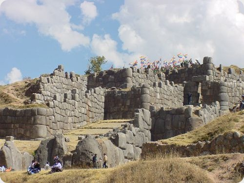 Sacsayhuaman