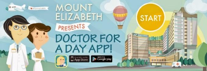 Mount Elizabeth  DFAD App 1