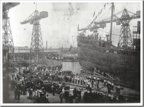 1926 BOTADURA PRIMO DE RIBERA