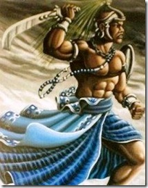 Agrado a Ogum
