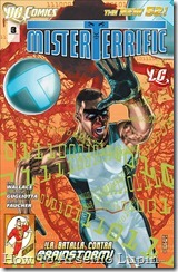 P00003 - Mister Terrific #3 - Haun