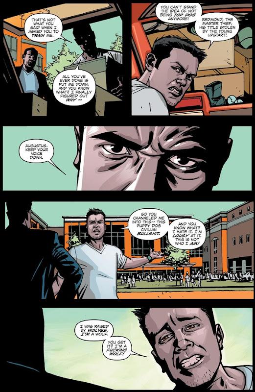 Thief of Thieves #14 - página 11