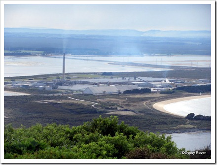 Bluff Aluminium smelter, Tiwai Point.