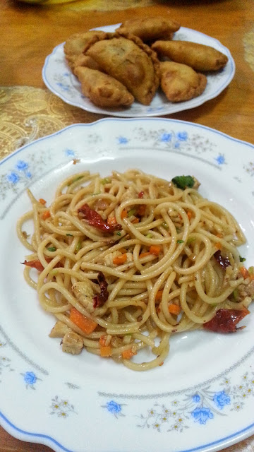 Resepi Spaghetti Goreng Simple Cook And Post