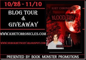 BLOOD TIES Tour banner