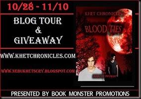 BLOOD TIES Tour banner