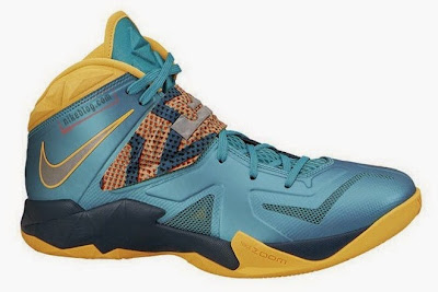 nike zoom soldier 7 gr turbo green 1 01 Coming Soon: Nike Soldier VII Turbo Green & Atomic Mango