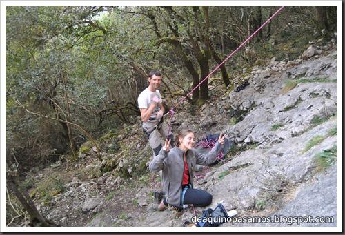 Escalada en Las Cabadas (Arenas de Cabrales, Asturias) (Ade) 5243