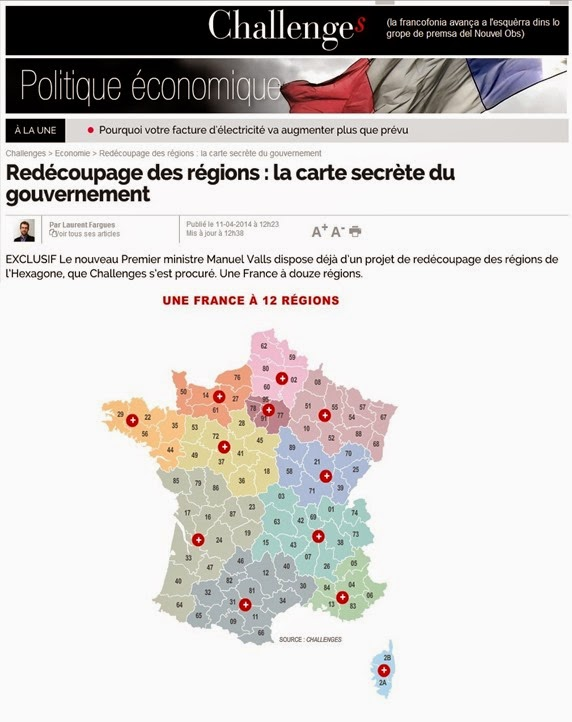 reforma territoriala 2014 Challenge