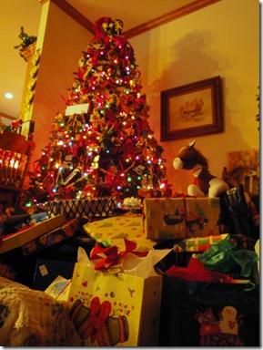 11.  Lowry Christmas tree
