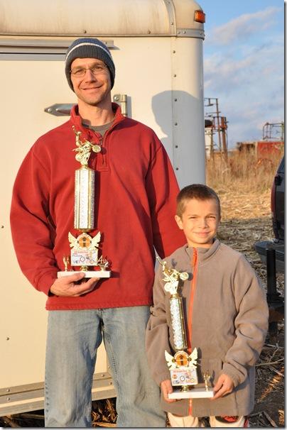 Last Race Trophies