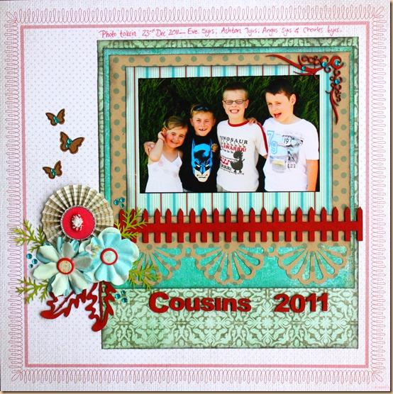 cousins WOW