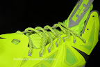 nike lebron 10 gr atomic volt dunkman 6 05 Nike, This is How We Want Our Volts! With Diamond Cut Swoosh.