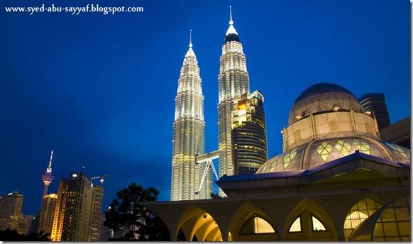 Masjid Asy-Syakirin - Kuala Lumpur, Malaysia