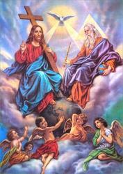 Que es la Santisima Trinidad?: Explicacion de cada una de las tres personas