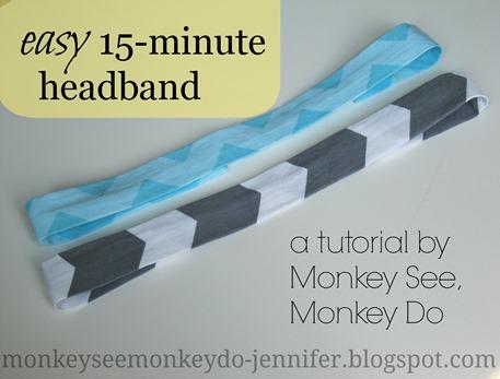 15 minute headband title