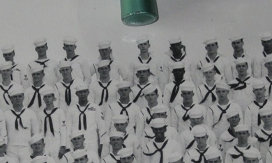 080112 Dad's Navy pic - 2nd row, middle