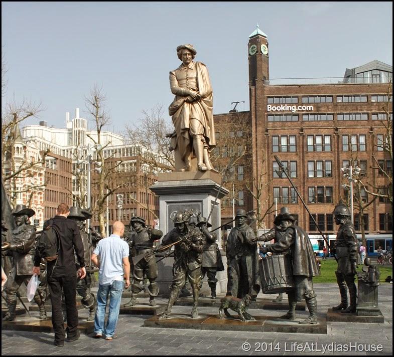 Rembrandt Square 1