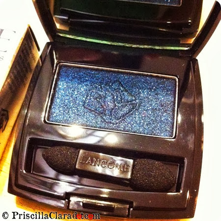 Priscilla haul Lancome eyeshadow